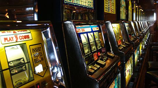 Игровые автоматы мультигаминатор