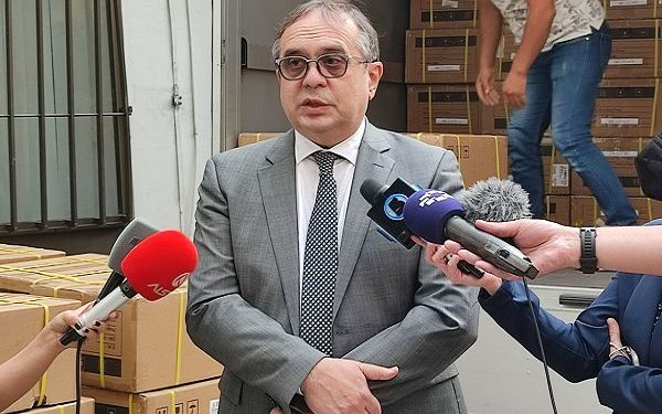 Александар Даштевски, претседател на ДИК, извор: МИА