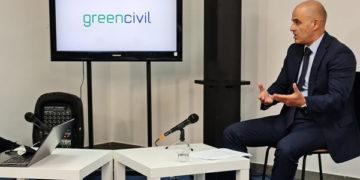 Димитар Ковачевски, заменик-министер за финансии во Цивил Прес студио