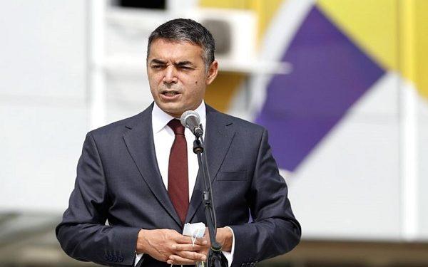 Никола Димитров, Министер за надворешни работи