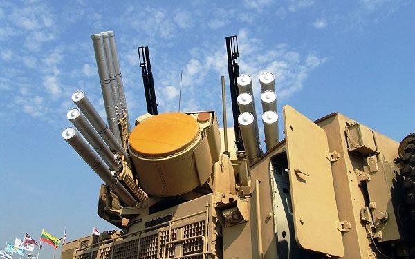 Панцир С1 - руски систем за противвоздушна одбрана