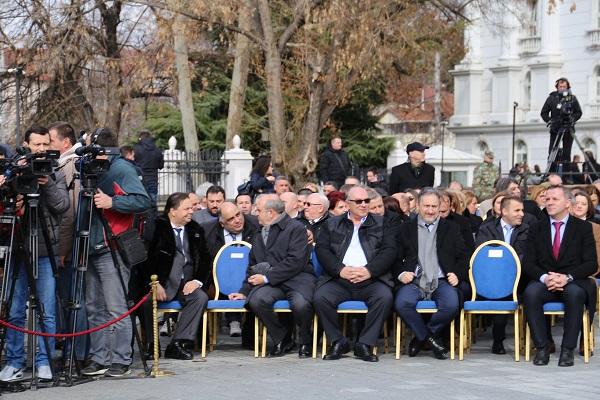 Присуство на Амди Бајрам