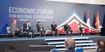 Економски форум во Скопје, 29 јули 2021 (фото: Огнен Бошњаковски)