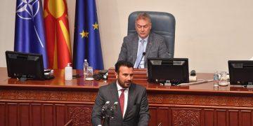 Премиерот Заев одговара на пратенички прашања, 30.07.2021