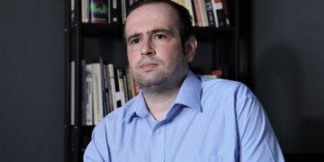 д-р Александар Спасов/ фотографија Атанас Петровски, ЦИВИЛ