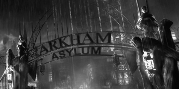 Arkham Asylum for the Criminally Insane