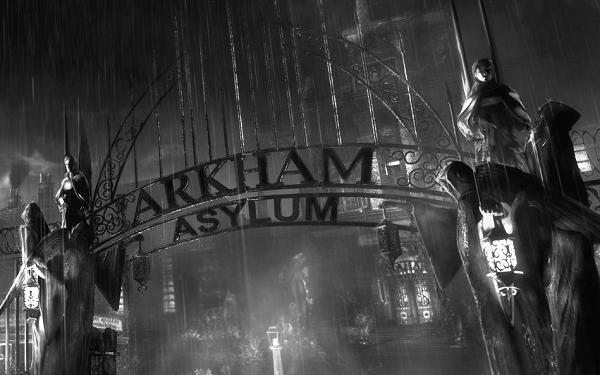 Arkham Asylum for the Criminally Insane