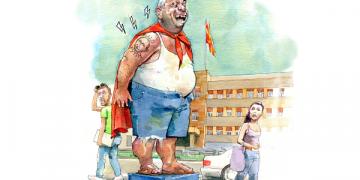 Црта: Игор Стевковски