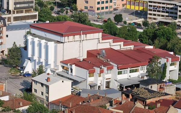 """Центар за култура """"Ацо Шопов"""" - Штип / фото извор: Википедија"""