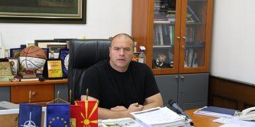 Максим Димитриевски, градоначалник на Куманово/ Фото: ЦИВИЛ
