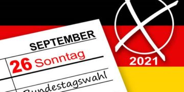 Calendar German Elections September 2021 Sunday