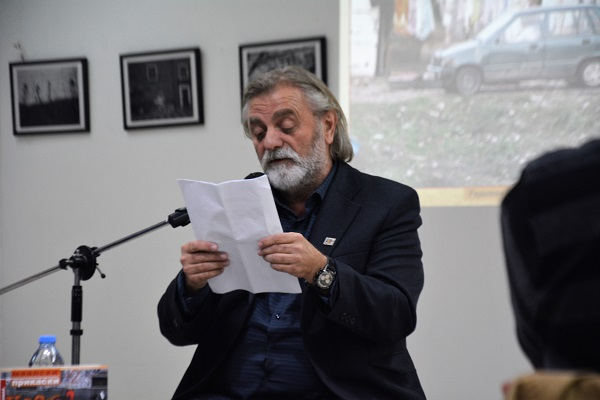 Горан Илиќ на Маалски прикаски 1+2