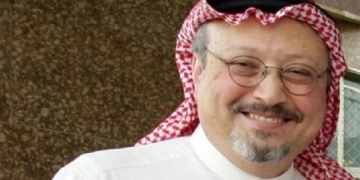 "An undated recent file picture shows prominent Saudi journalist Jamal Khashoggi who resigned suddenly on May 16, 2010 in Riyadh from the helm of Al-Watan days after the newspaper published a controversial column criticising Salafism. Al-Watan announced that Khashoggi, 52, was stepping down as editor-in-chief ""to focus on his personal projects,"" in a statement published on its website and in its Sunday edition. AFP PHOTO/STR (Photo credit should read -/AFP/Getty Images)"