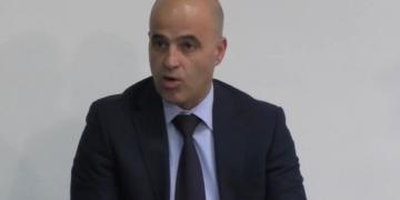 Заменик-министерот за финансии, Димитар Ковачевски во Цивил Прес студио