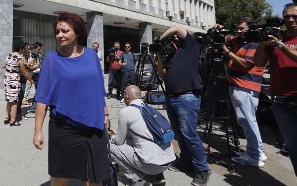 Лиле Стефанова, обвинителка во Специјално јавно обвинителство
