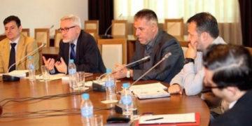 Македонско-бугарска комисија за историски и образовни прашања (фото: МИА)
