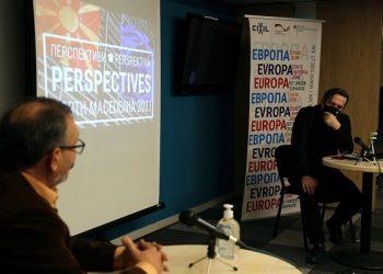 Перспективи 2021, Војо Маневски, ТВ Ирис, Штип и Џабир Дерала, ЦИВИЛ, 25 декември 2020