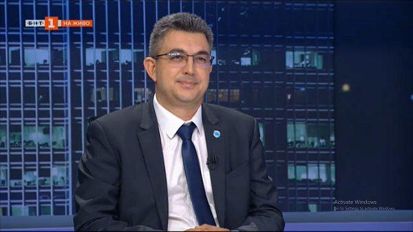 Кандидатот за премиер на Бугарија, Пламен Николов, извор: БНТ