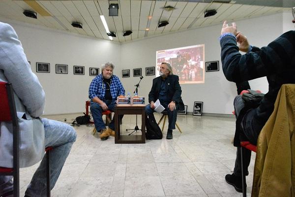 Промоција на Маалски прикаски 1+2, Синиша Станковиќ