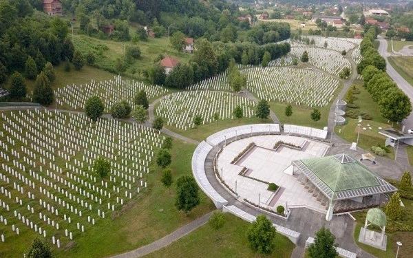 Меморијален центар Поточари - Сребреница