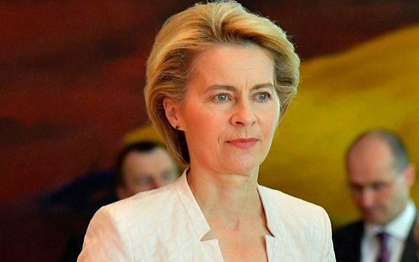 претседателката на Европската комисија Урсула фон дер Лејен има план...