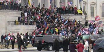 Немири во Вашингтон, САД, 6 јануари 2021