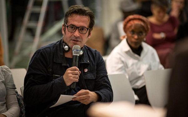 Xhabir Deralla, President and Co-founder of CIVIL – Center for Freedom (photo: HEINRICH BÖLL STIFTUNG)